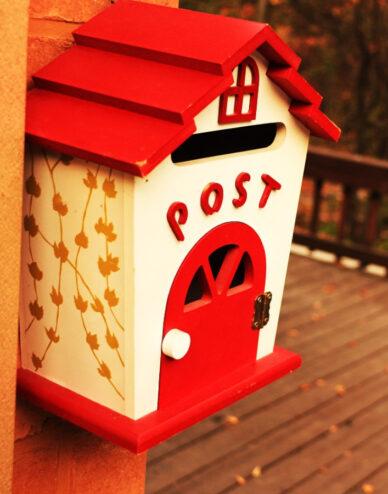 Imagem de caixa de correio