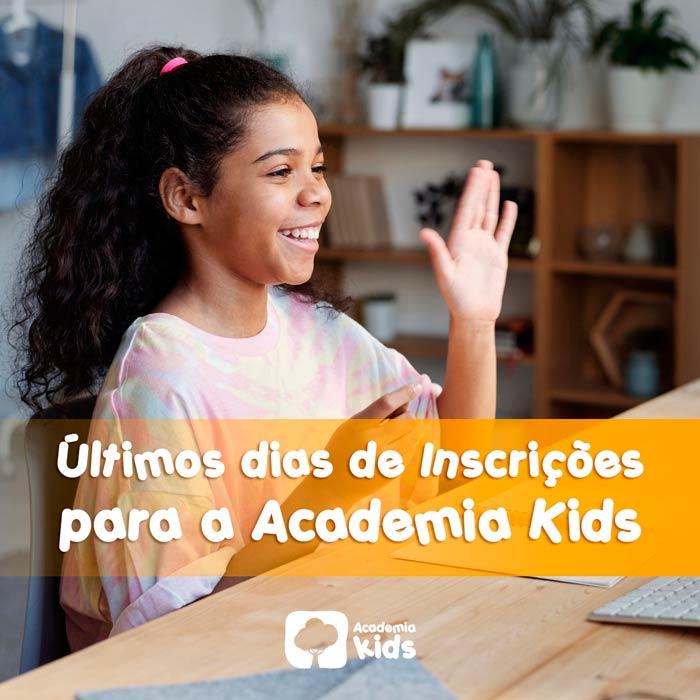 Banner Academia Kids